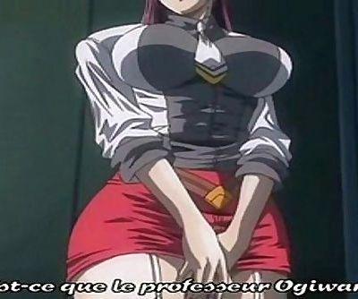 Cute Hentai Virgin..