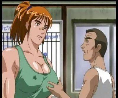 Milf Hentai Sex..