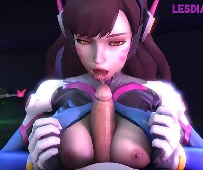 Overwatch Fap of the game 2017..