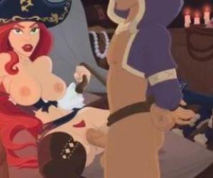 League Of Legends Miss Fortunes..