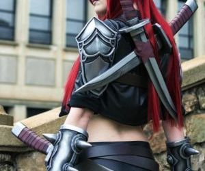 Picture- Katarina - League of..