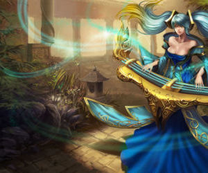 League of Legends Wallpaper -..