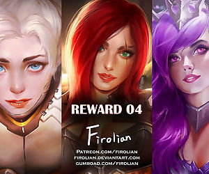 Reward 04 - Mercy- Katarina- Dark..