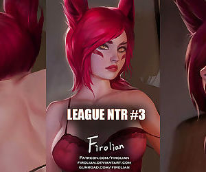 LeagueNTR #3 - Xayah 【 Korean..