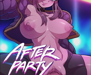 After party KOREAN