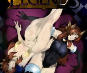 League of Legends fan book