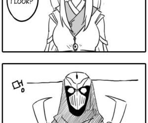 Syndra and Zeds Ordinary Life -..