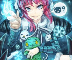 Annie. League Of Legends. [SFW]