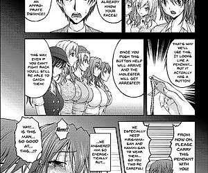 Tokumei Chikan Otori Sousahan - Special Molester Decoy Investigation Squad - part 6