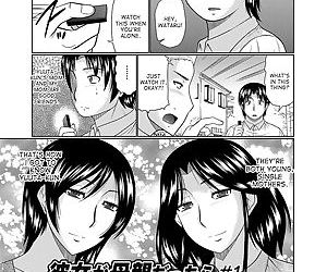 If My Girlfriend is a Mother... Ch. 1-3