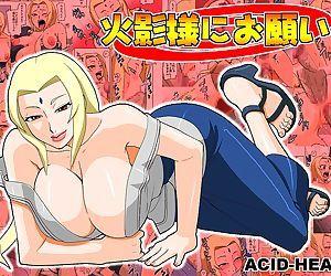 Hokage-sama ni Onegai!