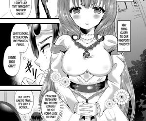 Yokubou Love Princess - Princess of Lustful Love