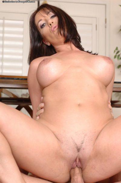 Hotsie totsie mature slut Sandy Beach is fucked by admirable dicks - part 2