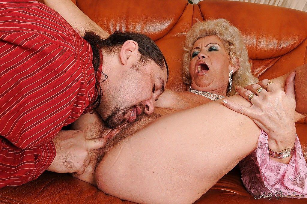 Фото бабки в порно