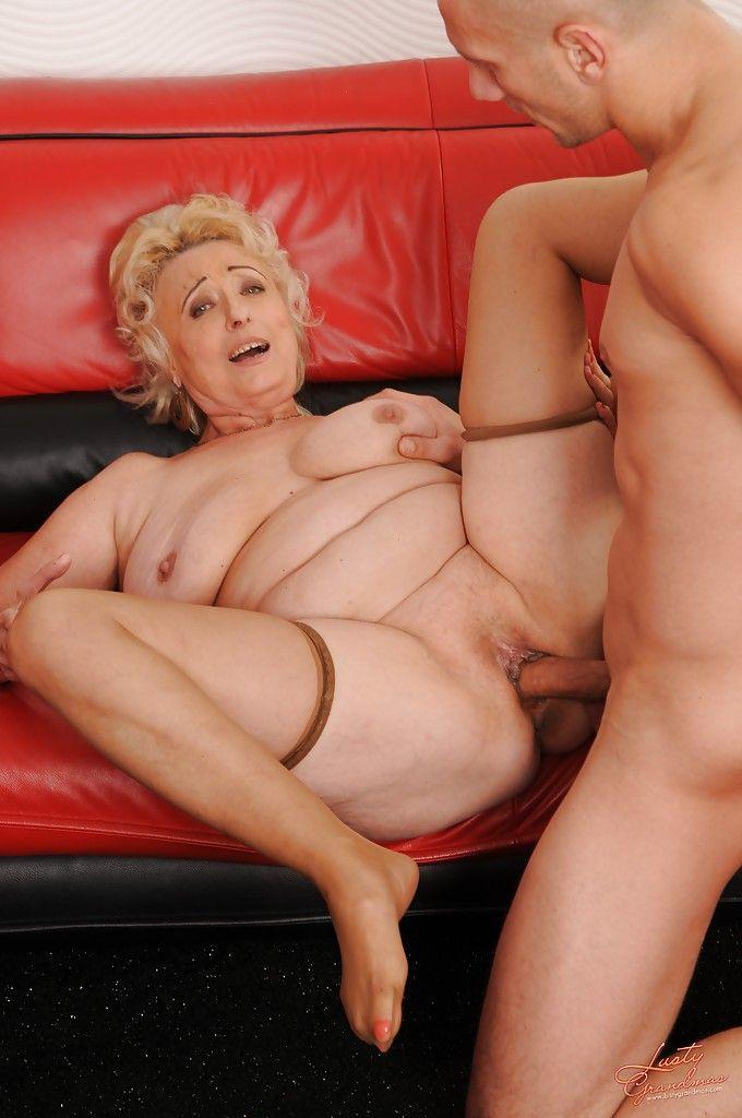 Трах с пожилыми женщинами