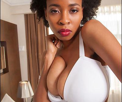 Ravishing ebony..