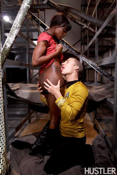 Ana foxx in this aint star trek xxx 3