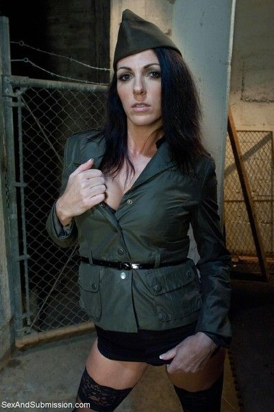 Legendary adult star roxanne hall drifts in and out of sub space in this very in