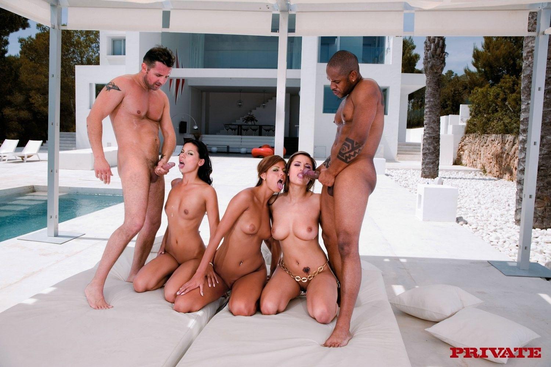 Вечеринка на 2 сексуальная ролик ибице скачать