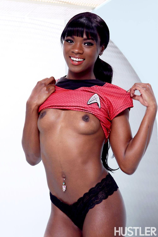 Ana foxxx in this aint star trek xxx 3