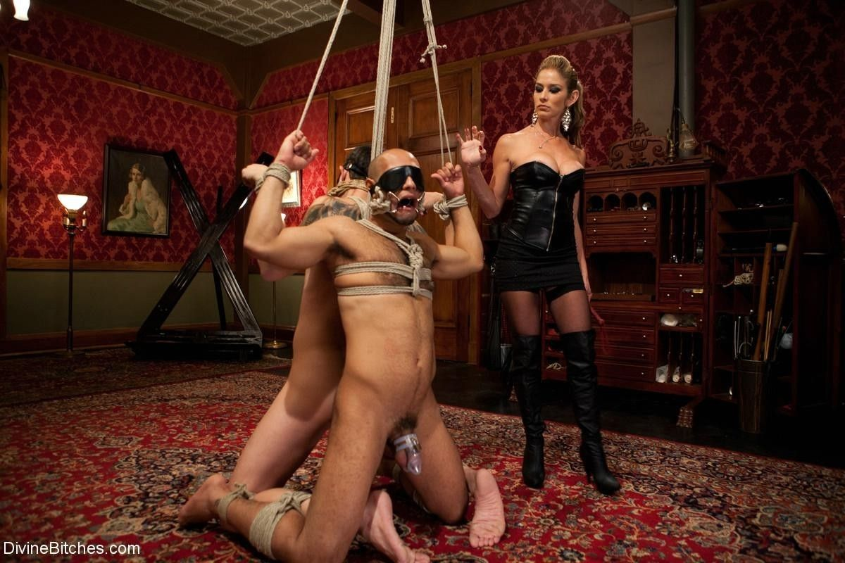 Три домины и пойманный раб онлайн