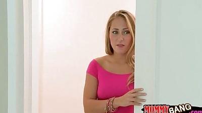 Stepmom Julia Ann and teen slut..
