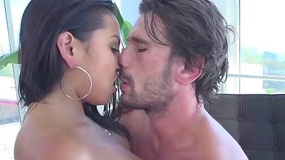 Manuel Ferrara and Adrianna Luna..