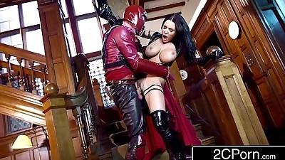 XXX-Men: Psylocke vs Magneto (XXX..