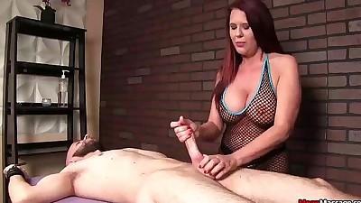 mean-Dominant milf cock treatmentHD