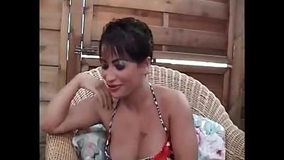 Hot italian milfs love anal