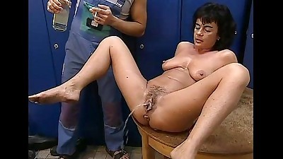Old Milf...Young Cock