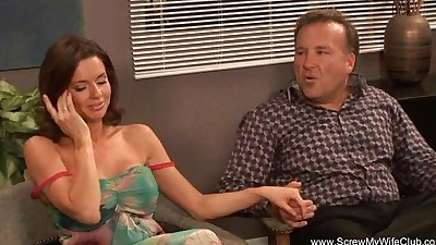 Nasty Latina MILF Swinger Banged..