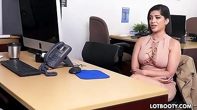 Fat ass and big tits latina..