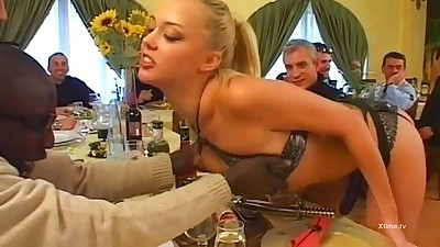 Two young sexy maids victims of..