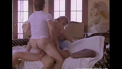 Classic Vintage Porn Threesome
