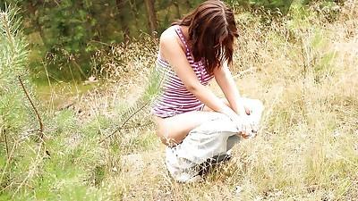 European teenager Rita E..