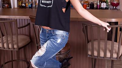 Amateur erotic model Nikki Sims..