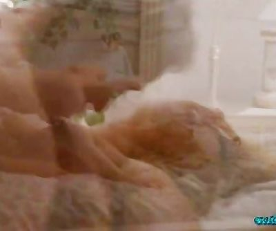 A Naughty Lesbian Massage