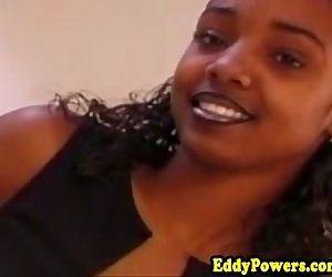 Ebony amateur..