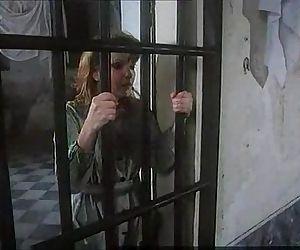 Vintage Euro Prison Anal Sex