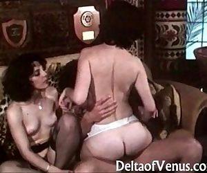 Vintage Porn 1970sStatue of Desire