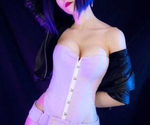 Picture- Major Kusanagi Motoko Cosplay by YuzuPyon