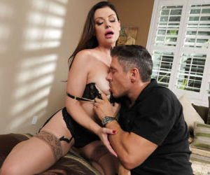 Perfect pornstar Sovereign Syre gets licked and fucked in..