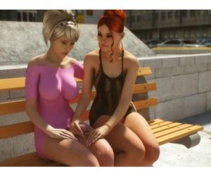 Anastasia & Eve Public Exxxposure - part 2