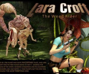 3D: Lara Croft. The Weed Rider