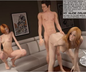 Special care for our horny daddy - part 2