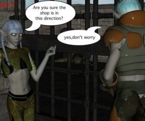 The sex elf quest 3