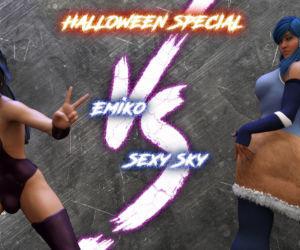 The F.U.T.A - Match 05 - Emiko vs Sexy Sky