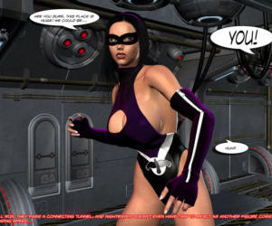Legion Of Superheroines 29 - 46 - part 5