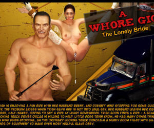 A Whore Gig 1 - The Lonely Bride